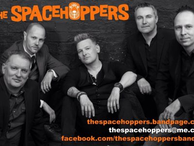 The Space Hoppers